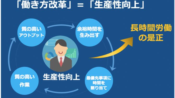 「働き方改革」についての私的考察~生きる意味って何だ?~