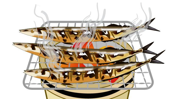【サンマ不漁】秋の味覚と佐藤春夫「秋刀魚の歌」と~目黒のさんま祭りに寄せて