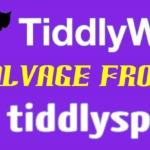 【緊急投稿】TiddlySpotから自分のTiddlyWikiをサルベージする方法