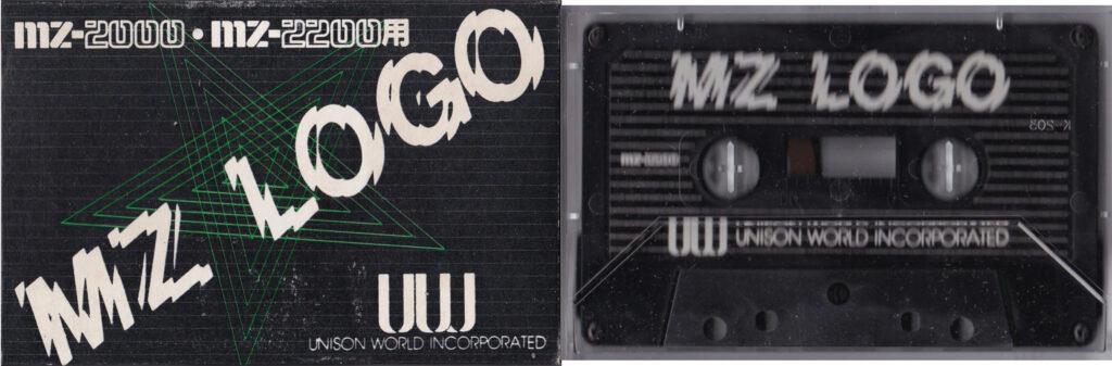 MZ-LOGOカセットテープ